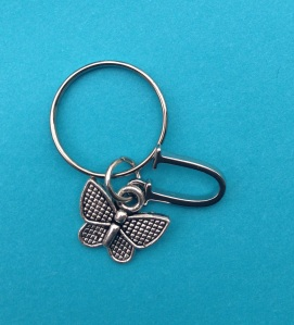 butterflyyoukeychain