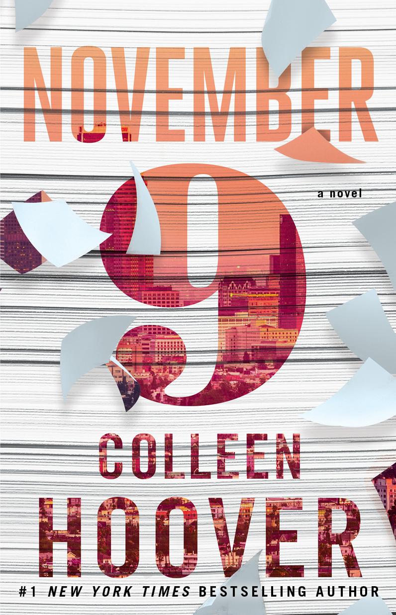 Resultado de imagem para november, 9 cover