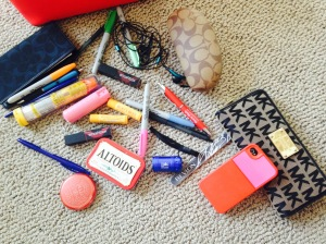 tracey's purse